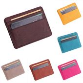 Unisex Credit & ID Card Holder / Wallet