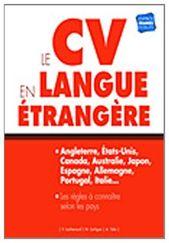 Telecharger Le Cv En Langue Etrangere Livre En Ligne Countim Pdf En 2020 Telechargement Livre Numerique Le Cv