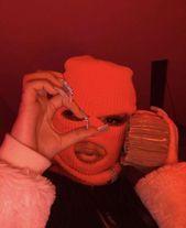 Baddie Wallpaper Iphone Red 16 Ideas Baddie Wallpaper Iphone Red 16 Ideas Baddie In 2020 Bad Girl Aesthetic Badass Aesthetic Mask Girl