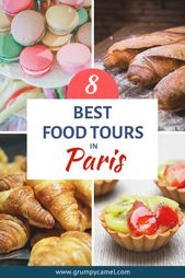 France Journey: eight Finest Meals Excursions in Paris