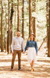 Yosemite National Park Engagement Photos   – Engagement Shoot Inspiration