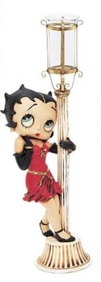 Betty Boop Lamp Post | Betty Boop Decor | Pinterest | Betty boop
