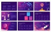 Startup Technology PowerPoint Template #86821