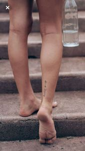 Lifestyle – Kleine Tattoos