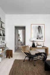 Besichtigen Sie das elegante und designreiche Stockholmer Haus von Therese Sennerholt
