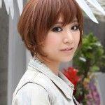 Popualr Kurze japanische Frisuren #angledBob - #angledbob #styles #japanese #short