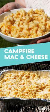 Campfire Mac & Cheese – Summer Recipes