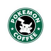 Pokemon Coffee Art Print By Royal Bros Art Society6 Coffee Art Print Starbucks Wallpaper Disney Starbucks