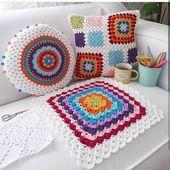 50+ Crochet Pillow Patterns – Page 2 of 55 – Crochet Ideas