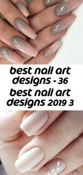 Beste Nail Art Designs – 36 beste Nail Art Designs 2019 3   – Nagel