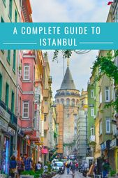 What to do in Istanbul, Turkey