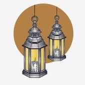 فانوس رمضان عيد الأضحى عتيق عربي عربى Png والمتجهات للتحميل مجانا In 2021 Ramadan Lantern Eid Al Adha Ramadan Images