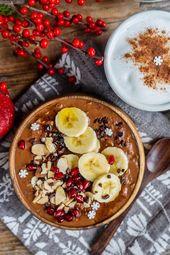 Schokoladenbrei vegan   – Vegan und gesund