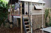 30 Ideen und einige Tipps für das Kinder-Baumhaus
