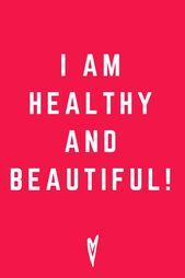Optimistic Bestätigungen, Meditation, Selbstliebe, Selbstachtung, Frieden, Achtsamkeit # … – New Concepts