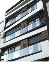 36+ Ideas for apartment building exterior facades architecture