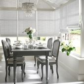 Modern and airy dining conservatory room. #newhomes https://www ...