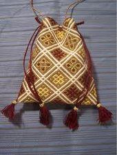 Inspiration – mittelalterliche Tasche