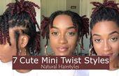 Vous cherchez de nouvelles façons de styliser vos mini-tours? Essayez ces 7 styles simples   – zoe hair care + style