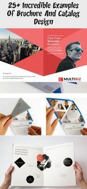 25+ Incredible Examples of Brochure and Catalog Design   Inspirationfeed #brochureTechnology #Productbrochure #brochureRestaurant #brochureEntre