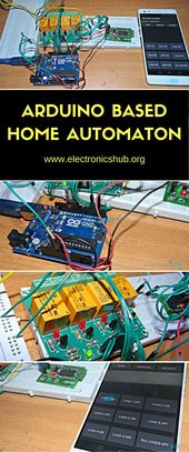 How To Make Arduino Based Home Automation Project via Bluetooth? – #Arduino #Automation #based #BLUETOOTH #electronic
