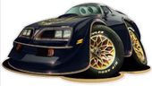 Smokey & the Bandit. '77 Pontiac Firebird