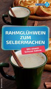 Glühwein Rezept: Rahmglühwein  – Klassische Rezepte neu interpretiert