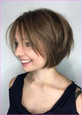 50 Chic Short Bob Hairstyles and Haircuts for Wome…