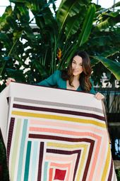 Campfire Quilt Pattern – Tips, Pics & Fabric