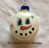 handpainted christmas ornaments x009 Hand painted glass baubles with ornaments christmas balls hand blown glass ornaments holiday decor