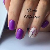 35 Trendy Manicure Ideas In Fall Nail Colors 2019 Inspired