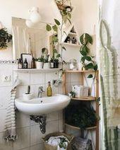 10 elegante Badezimmer-Einrichtungsideen zur einfachen Verbesserung in Ihrem Hau…
