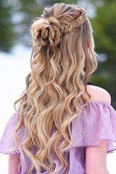 Prom Frisuren sollen elegant und raffiniert sein, weil diesmal …   – Finger Wave Hairstyle