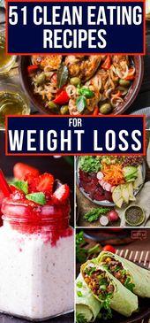 Die einfache Art, sauber zu essen Ein 21-tägiger Plan für eine gesunde Ernährung zur Gewichtsreduktion   – Gesund Essen