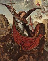 Altarpiece of Saint Michael / Retablo de San Miguel Arcángel / Michaelsaltar //…