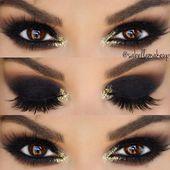 Prom Make-up-Ideen die wirklich großartig sind  Weitere Informationen: glaminat…