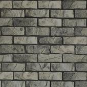 Dundee Deco Falkirk Mcgowen 35 5 Sq Ft Beige Grey Vinyl Paintable Textured Brick Self Adhesive Peel And Stick Wallpaper Lowes Com Grey Brick Removable Wallpaper Vinyl Wallpaper