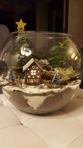 Christmas decorations, Christmas tree decorations, table decorations, DIY Christmas tree decorations … – …