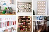 6 DIY-Adventskalender, für die Sie noch Zeit haben – Lindsay's stuff