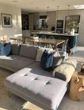 Home plans open concept living spaces 36 ideas