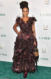 Sienna Miller & Winnie Harlow are stylish at La Mer by Sorrenti launch