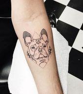Dog Tattoos – The Bulldog Madness!