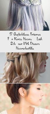 17 Braided Hairstyles For Short Hair – Look More Beautiful With This Haircut