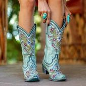 Details about Double D Boots by Lane Brown Prescott Fringe Boots-DD9008C