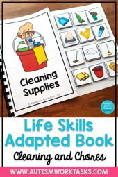 Life Abilities Actions for Particular Schooling – Cleansing and Family Chores
