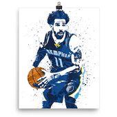 Mike Conley Memphis Grizzlies Poster