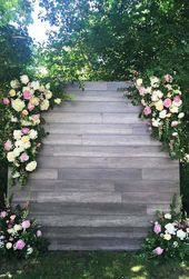 42 am meisten festgesteckte Hochzeitshintergrundideen 2019   – Engagement party