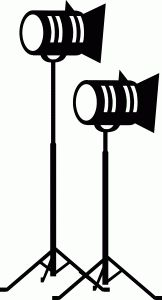 Theater Lights Clipart Stage Light Cl HntgMm 1958x1163