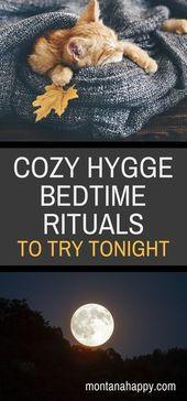 Photo of Gemütliche Hygge Bedtime Rituale, die Sie heute Abend ausprobieren sollten,  #Abend #ausprobi…