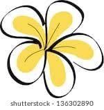 Bunga Kamboja Bali Vector Google Penelusuran Di 2020 Bunga
